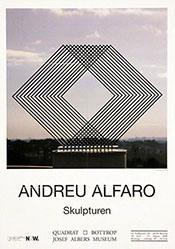 Anonym - Andreu Alfaro - Skulpturen