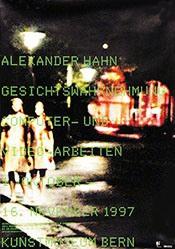 Blättler Gerhard - Alexander Hahn - Gesichtswahrnehmung