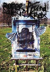 Anonym - Roger Pfund - Galerie Krebs
