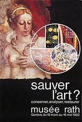 Pfirter Jean - Sauver l'art