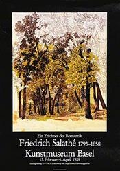 Hiltbrand Robert - Friedrich Salathé - Kunstmuseum Basel