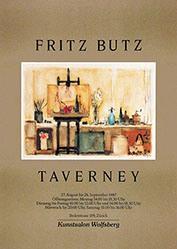Butz Fritz - Fritz Butz - Taverney