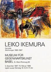 Anonym - Leiko Ikemura