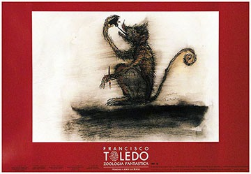 Anonym - Francesco Toledo - Zoologia Fantastica