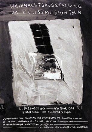 Stauch Dominik / Schmid Hanspeter - Weihnachtsausstellung im Kunsthaus Solothurn
