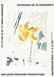 Hoffmann Anne - Zeichnungen des 20. Jahrhunderts