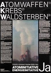 Anonym - Atomwaffen, Krebs, Waldsterben