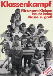 Staeck Klaus - Klassenkampf