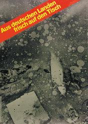Staeck Klaus - Aus deutschen Landen frisch auf den Tisch