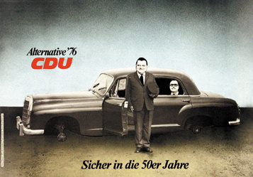 Staeck Klaus - Alternative 76 CDU