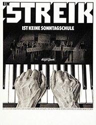 Knoblauch & Furrer - Ein Streik ist keine Sonntagsschule