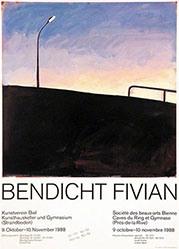 Anonym - Benedicht Fivian