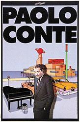 Lyonnet/Tholance/Couratin - Paolo Conte