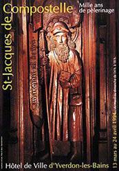 Iseli M.-C. - St-Jacques de Compostelle