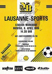 Anonym - BSC Young Boys - Lausanne Sports