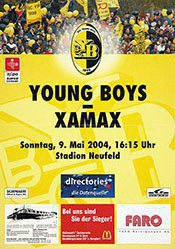 Anonym - BSC Young Boys - Xamax