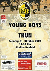 Anonym - BSC Young Boys - Thun