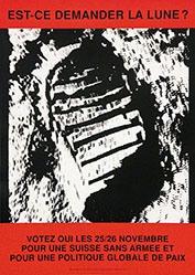 Burnand F. - Pour une Suisse sans armée