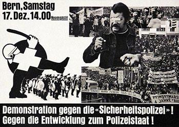 Anonym - Demonstration gegen die