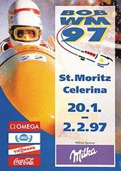 SPOT Werbung - Bob WM St. Moritz
