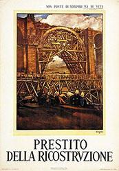 Cisari Giulio - Prestito della Ricostruzione
