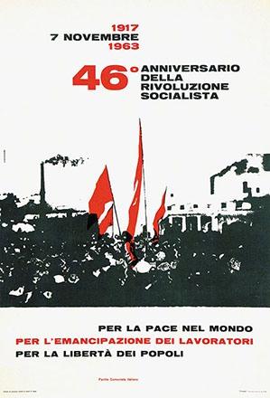 Anonym - Anniversario della Rivoluzione Socialista