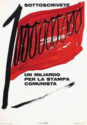 Anonym - Un Miliardo per la stampa comunista