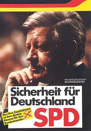 ARE - Sicherheit für Deutschland - SPD