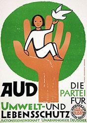 Conrad Ulrich - AUD - Umwelt- und Lebensschutz