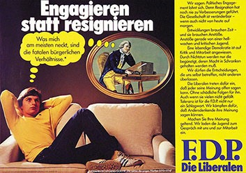 Anonym - Engagieren statt resignieren - F.D.P.