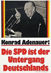 Anonym - Die SPD ist der Untergang Deutschlands