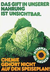 Anonym - Das Gift in unserer Nahrung .. - Die Grünen