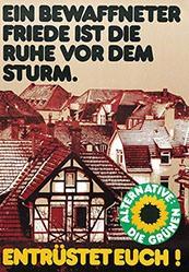Grafik Werkstatt Bielefeld - Ein bewaffneter Friede ... - Die Grünen