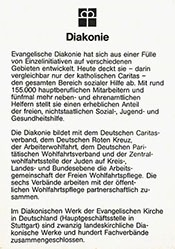 Anonym - Diakonie