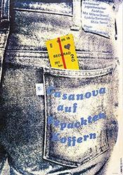 Sager Moritz - Casanova auf gepackten Koffern