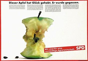 GGK Frankfurt - Dieser Apfel hat Glück gehabt .. - SPD