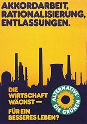 Grafik Werkstatt Bielefeld - Akkordarbeit ... - Die Grünen