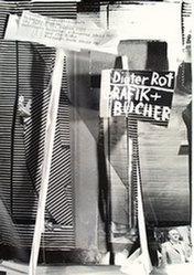 Anonym - Dieter Roth - Grafik + Bücher