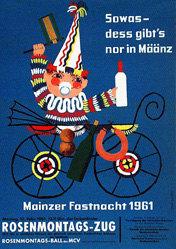 Becker Erna - Mainzer Fastnacht