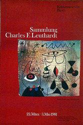 Birkhäuser - Sammlung Charles F. Leuthardt
