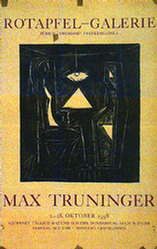 Anonym - Max Truninger - Rotapfel Galerie
