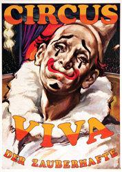 Anonym - Circus Viva - der zauberhafte