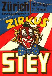 Dobler - Segno A. Atelier - Zirkus Stey