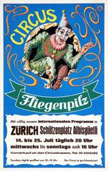 Anonym - Circus Fliegenpilz