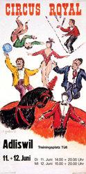 Greber E. - Circus Royal