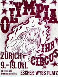 Anonym - Circus Olympia