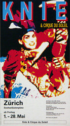 Anonym - Circus Knie & Cirque du Soleil