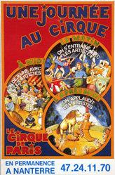 Anonym - Le Cirque de Paris