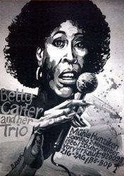 Bundi Stephan - Betty Carter and her Trio