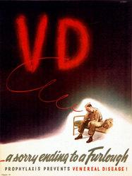 Ferree - VD - a sorry ending to a Furlough